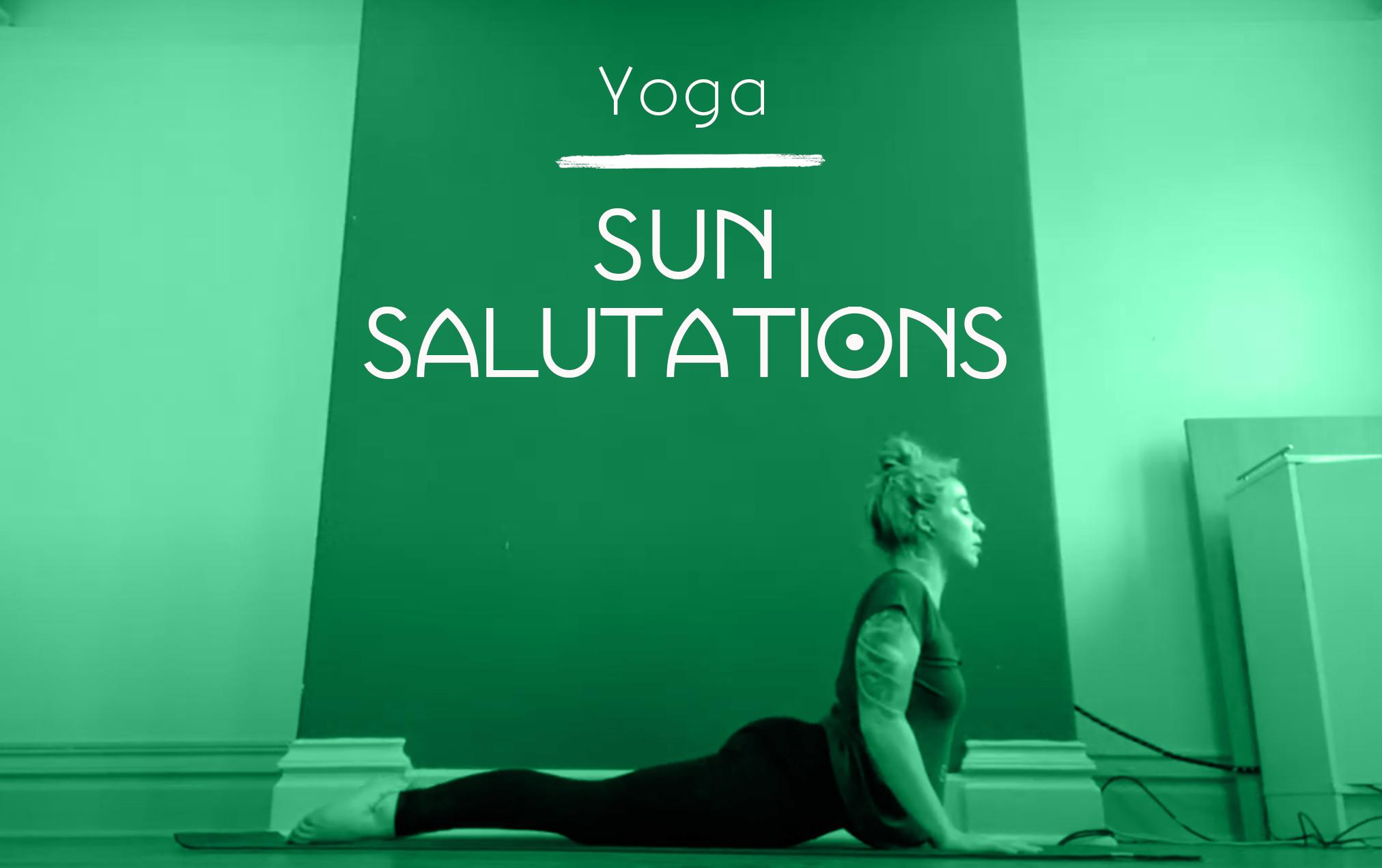 Yoga Sun Sals