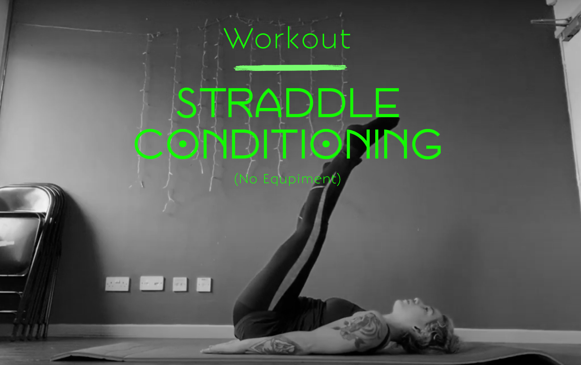 Straddle Conditiong